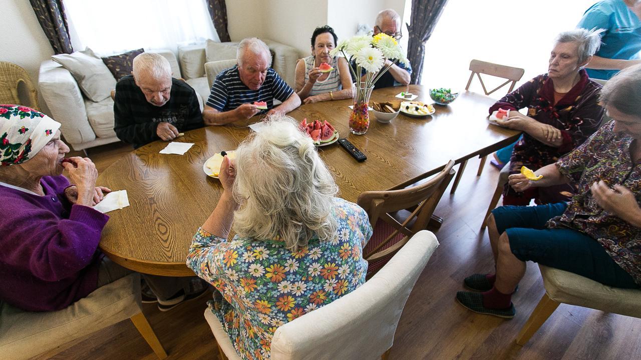 Дом престарелых в Раменском