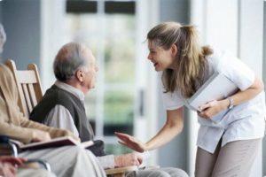 оформление родственника в дом престарелых
