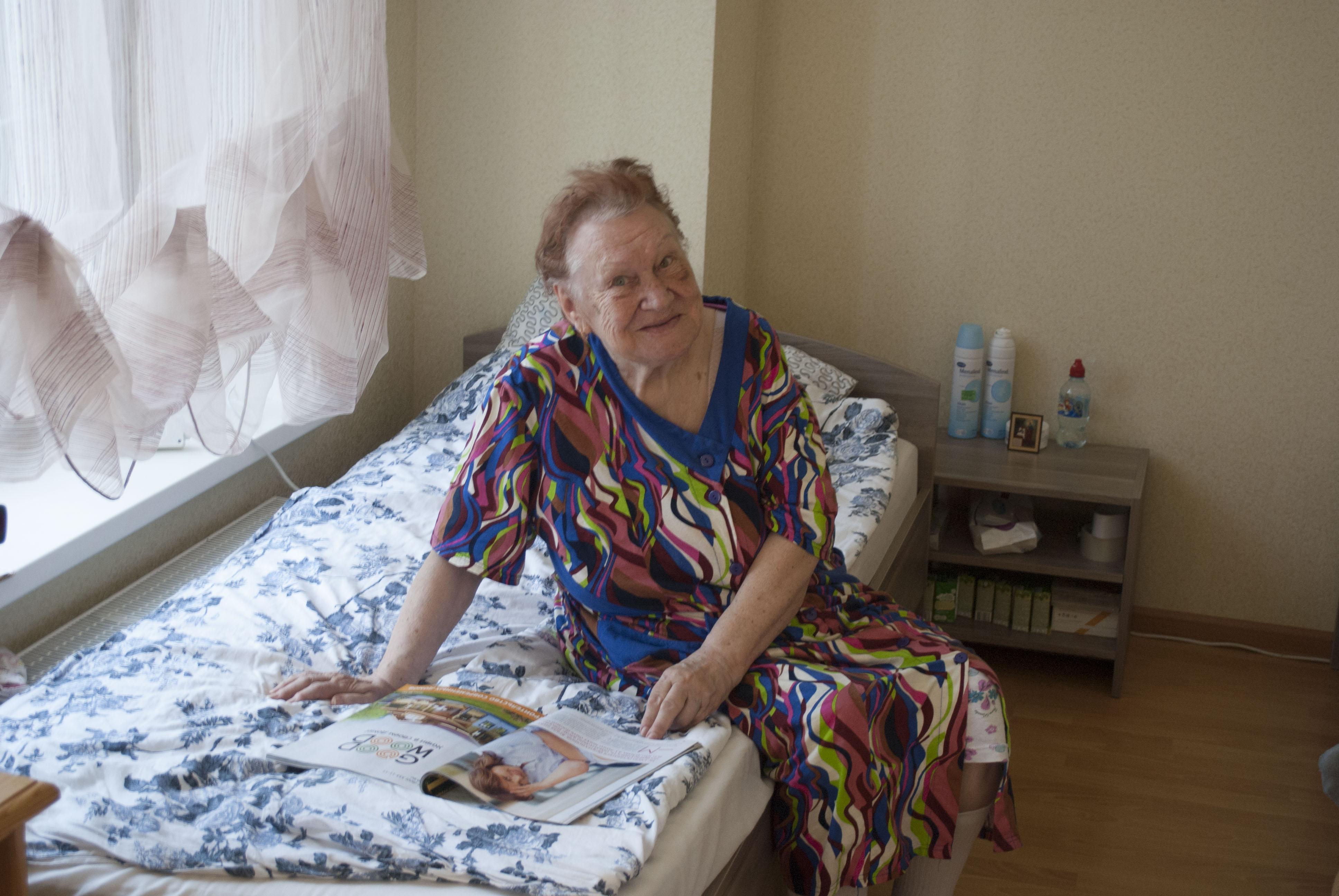 Дом престарелых в Малаховке