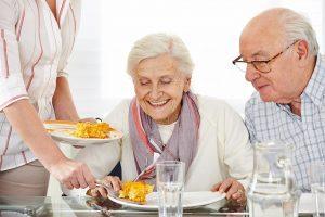 Аспекты в организации питания