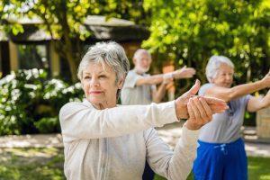 Стандартные упражнения для гимнастики