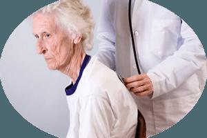 Основные симптомы развития остеохондроза