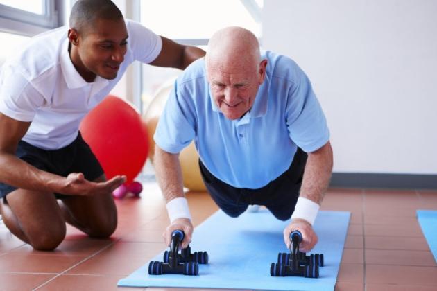 условия для лечебной физкультуры