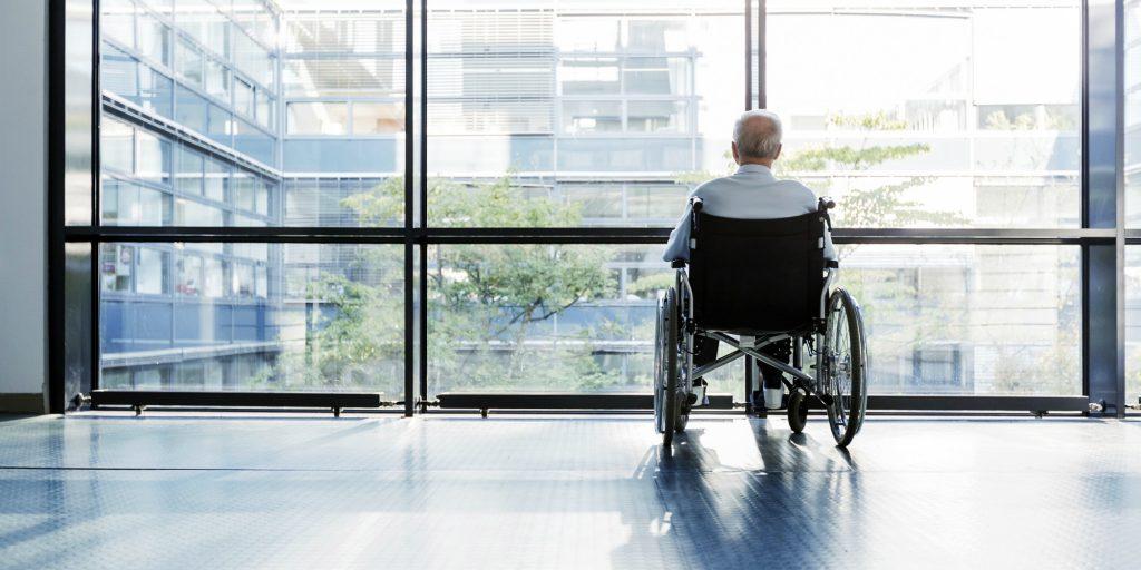 Пансионат для инвалидов колясочников