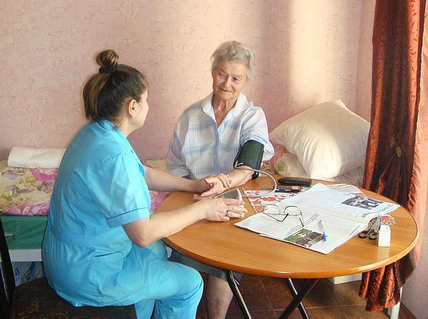 медицинское обслуживание тяжелобольного