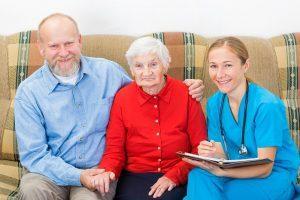 Пансион для больных деменцией