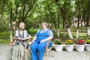 стационар для больных с деменцией