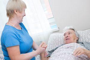 Частный пансионат для лежачих больных в москве работа психолога в доме престарелых