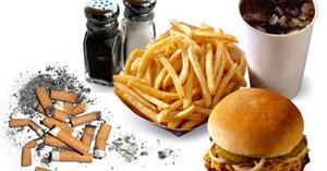 продукты вызывающие атеросклероз