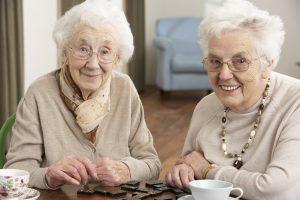 государственные дома престарелых