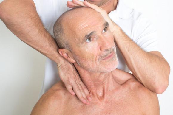 массаж для пенсионера