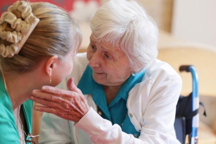 опека больных деменцией