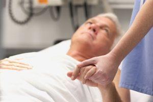 помощь онкобольным в стационаре
