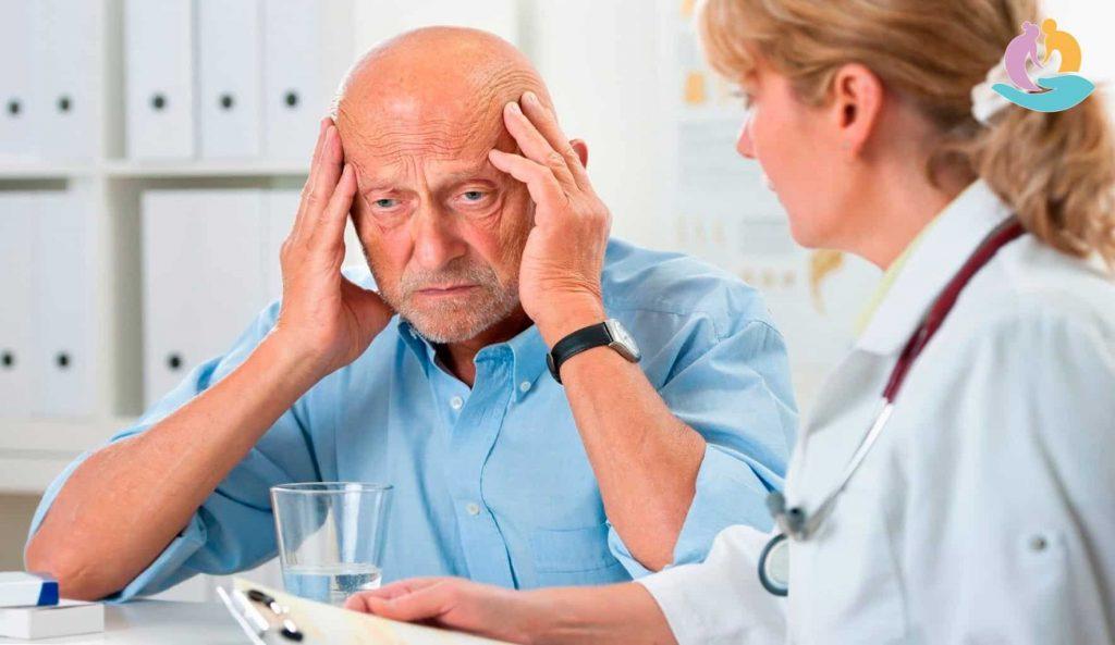 лечение больных деменцией