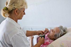 уход за больными онкологией