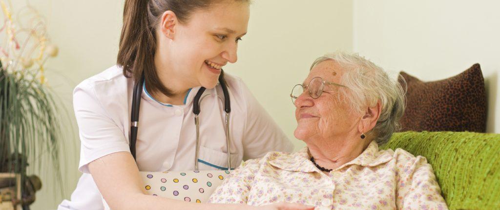 медицинский уход за лежачими больными
