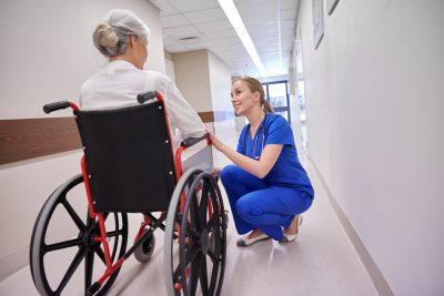 уход за престарелым инвалидом