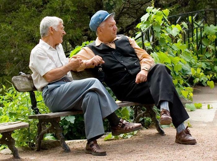Санаторий для пожилых инвалидов