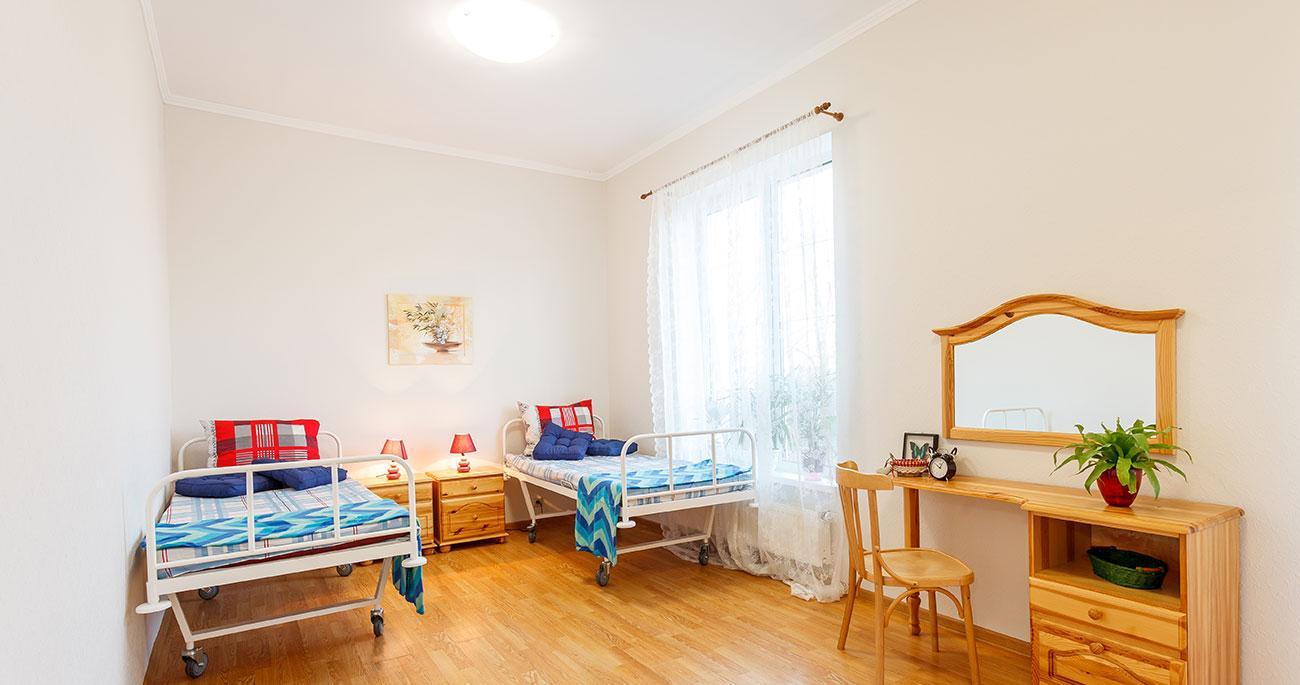 Дом престарелых в Звенигороде