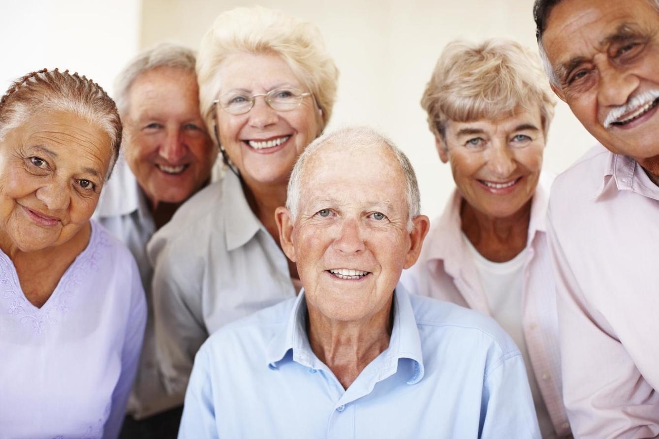 дом престарелых в Бронницах