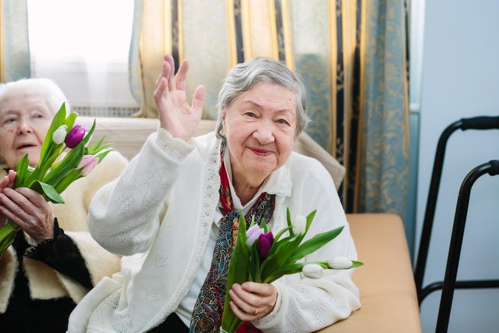 пансионат для пожилых в Лобне