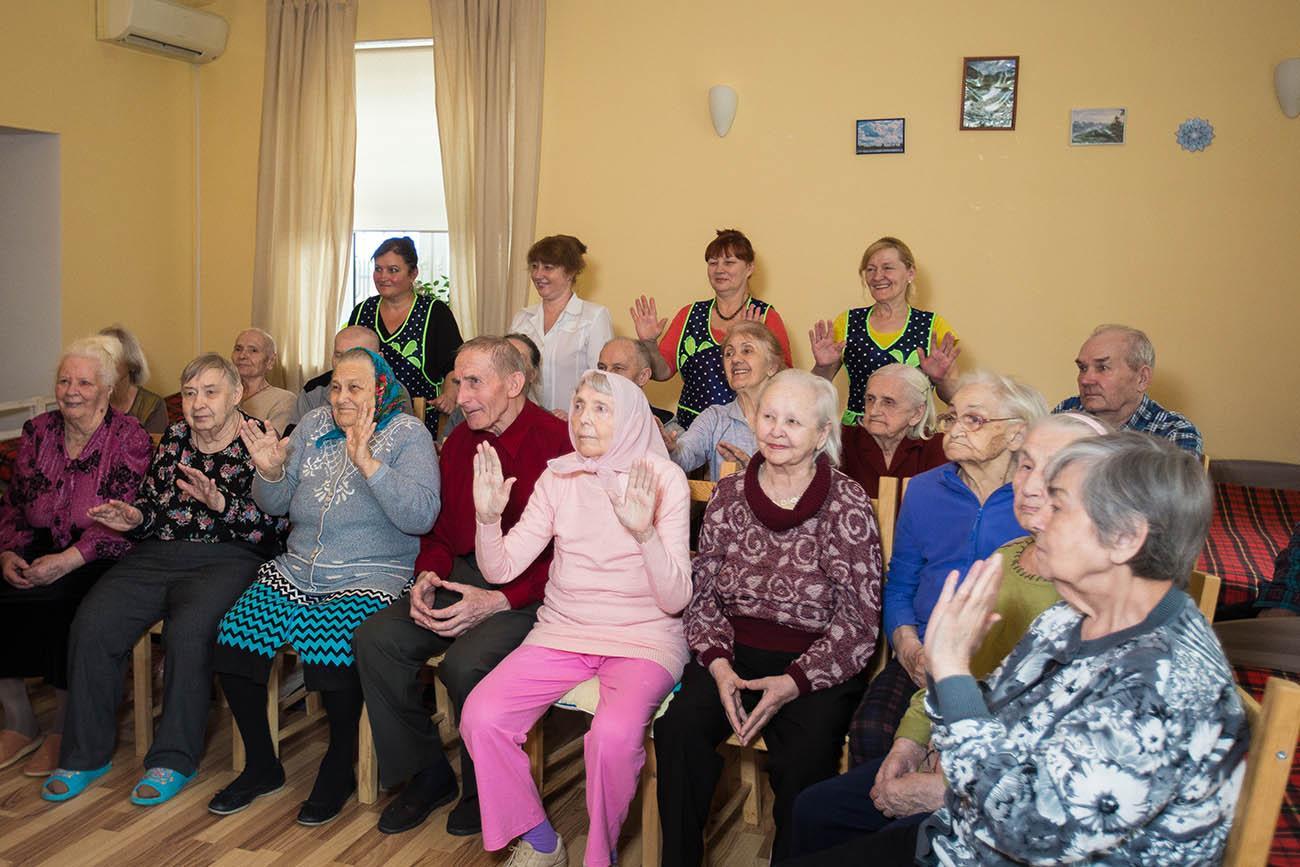 Дом престарелых в Домодедово