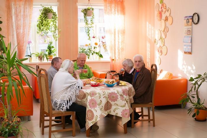 досуг дома престарелых в Люберцах