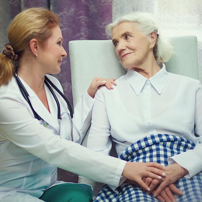 услуги дома престарелых в Хотьково
