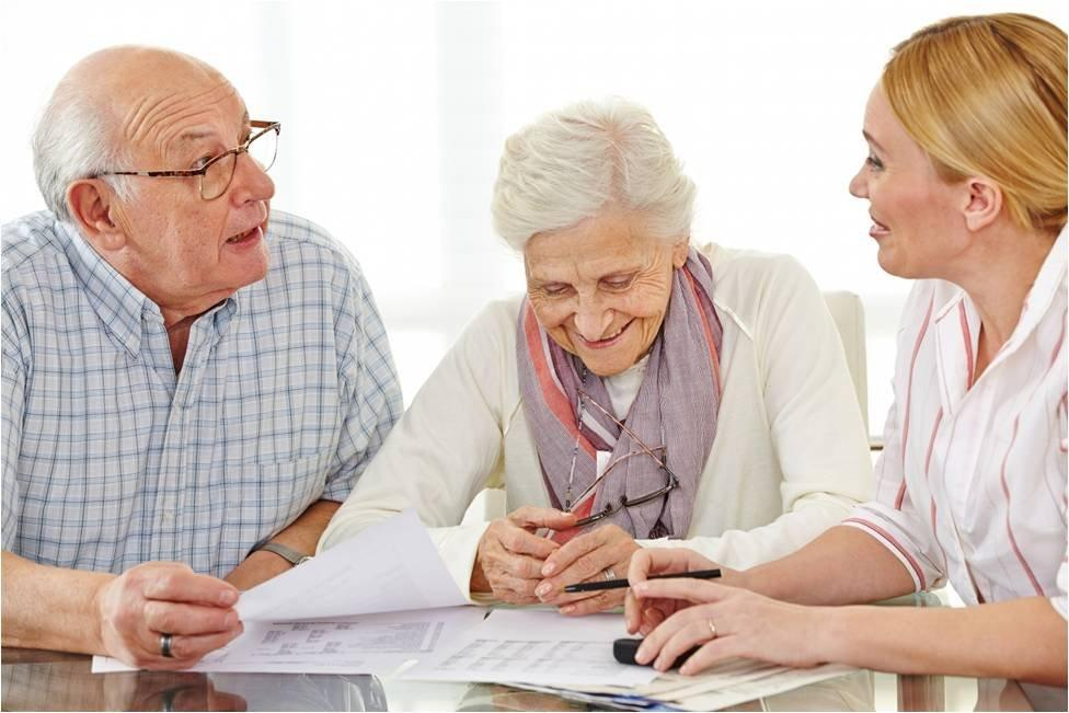 документы для размещения в дом престарелых