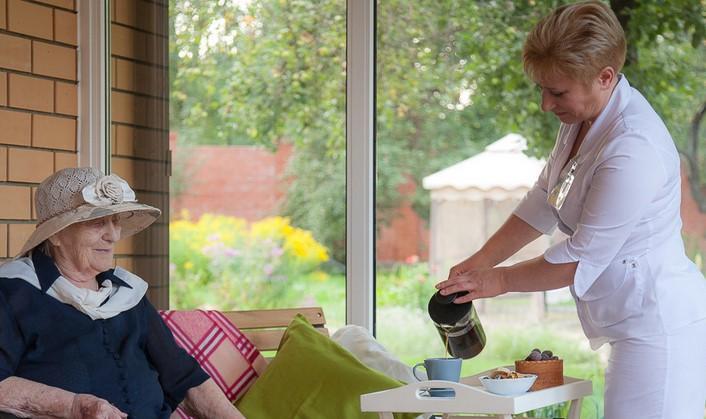 оплата в домах престарелых инвалидами