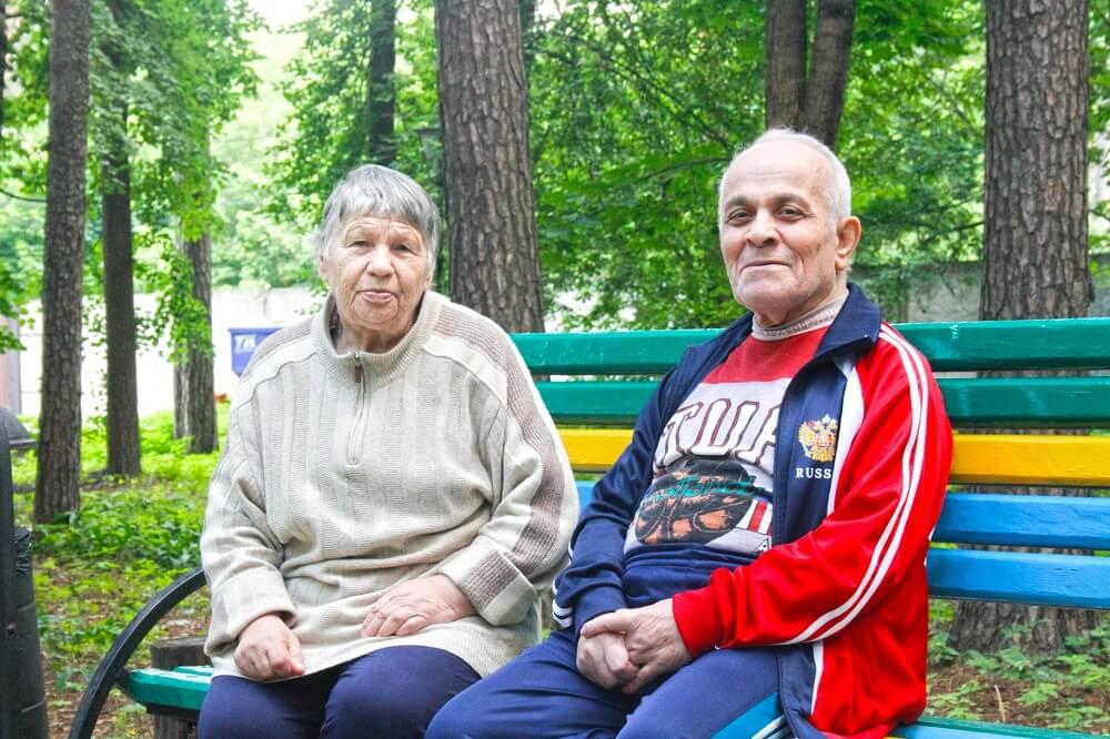 пансионат для престарелых в Чехове