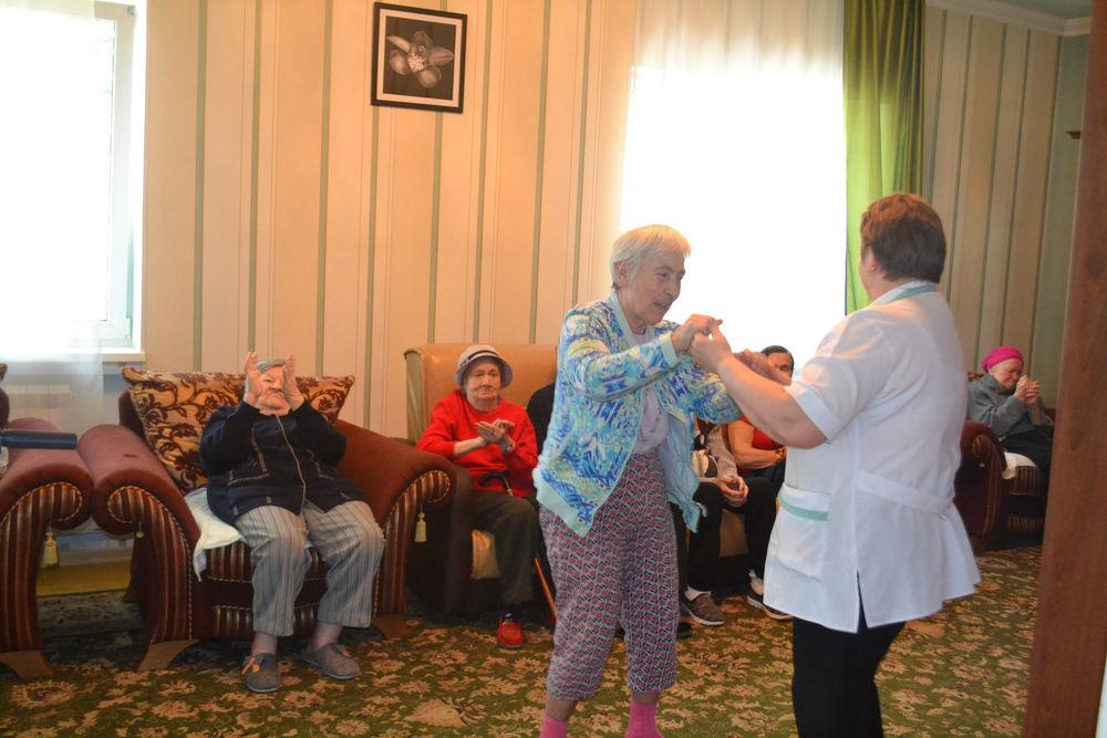 досуг в пансионате в Хотьково