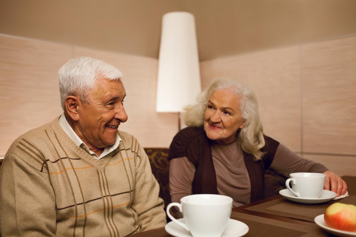 пансионат для пожилых в Шатуре