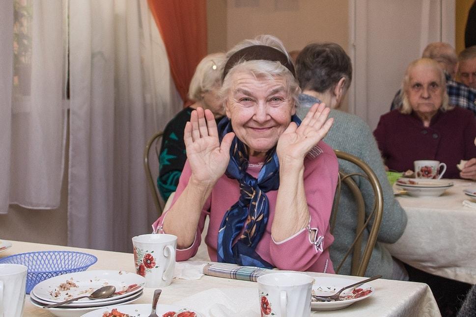 услуги дома престарелых в Серпухове