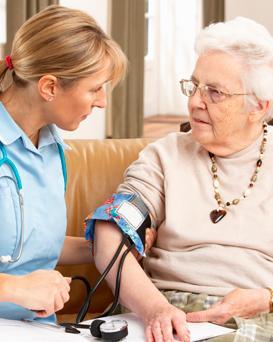 услуги дома престарелых в Клину