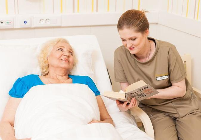 услуги дома престарелых в Коломне
