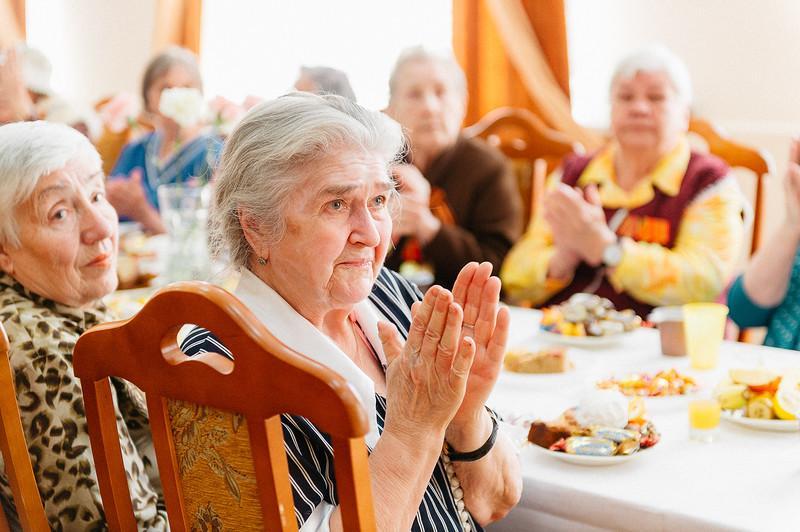 дом престарелых в Дзержинском
