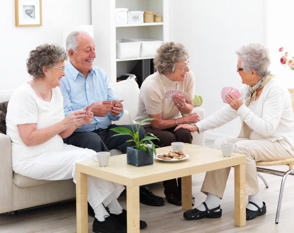 уход в доме престарелых в Рузе