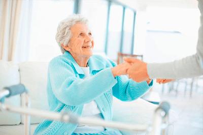современный патронаж для пожилых