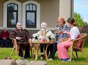 отдых в доме престарелых Волоколамска