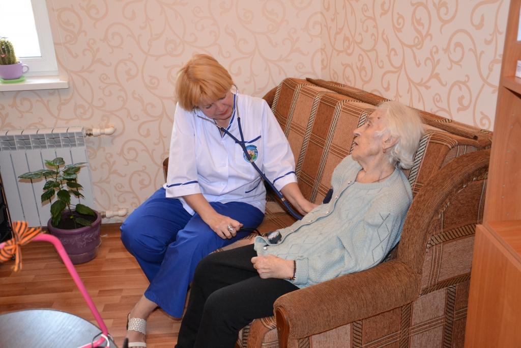 услуги дома престарелых в Ивантеевке