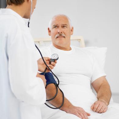 лечении гипертонии у пожилых людей