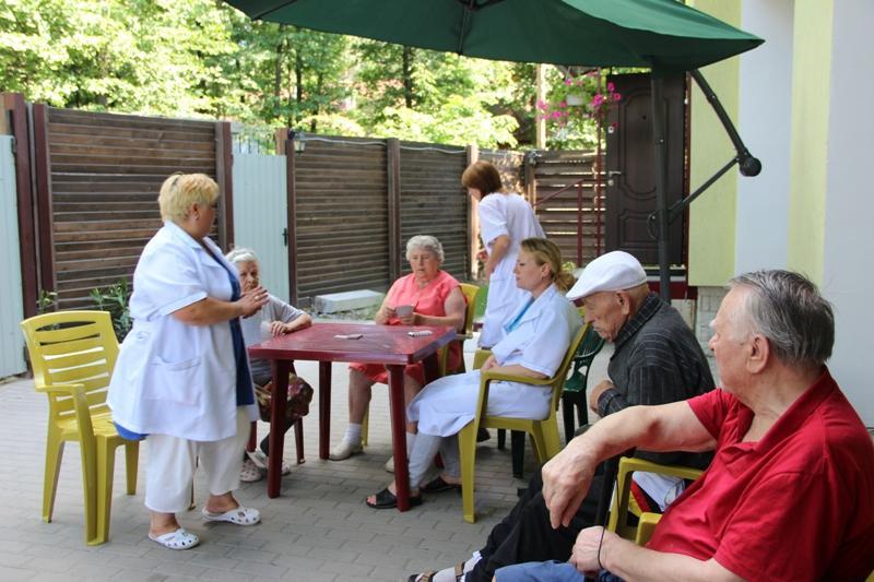 дом престарелых во Фрязино