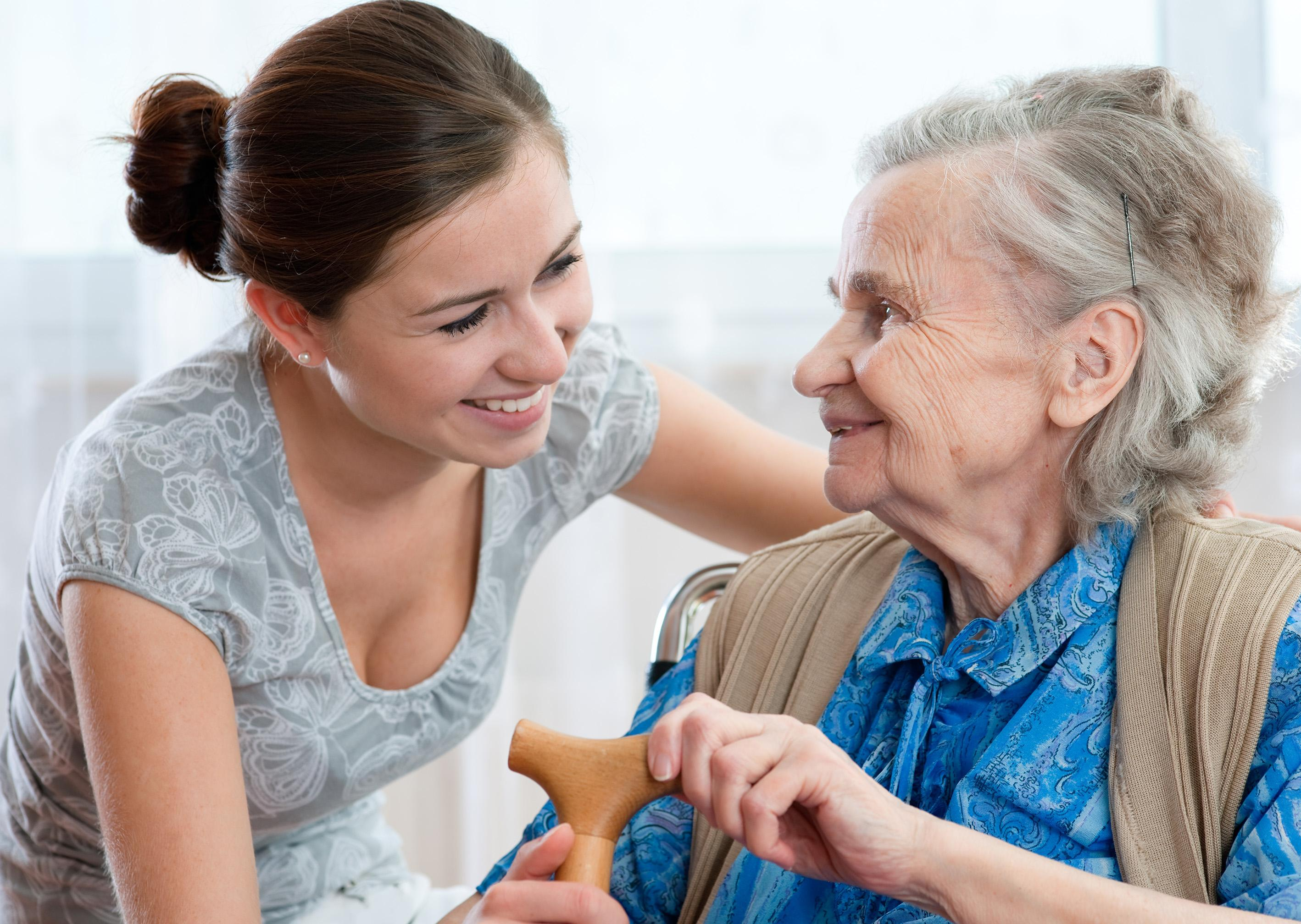 патронаж для пенсионеров