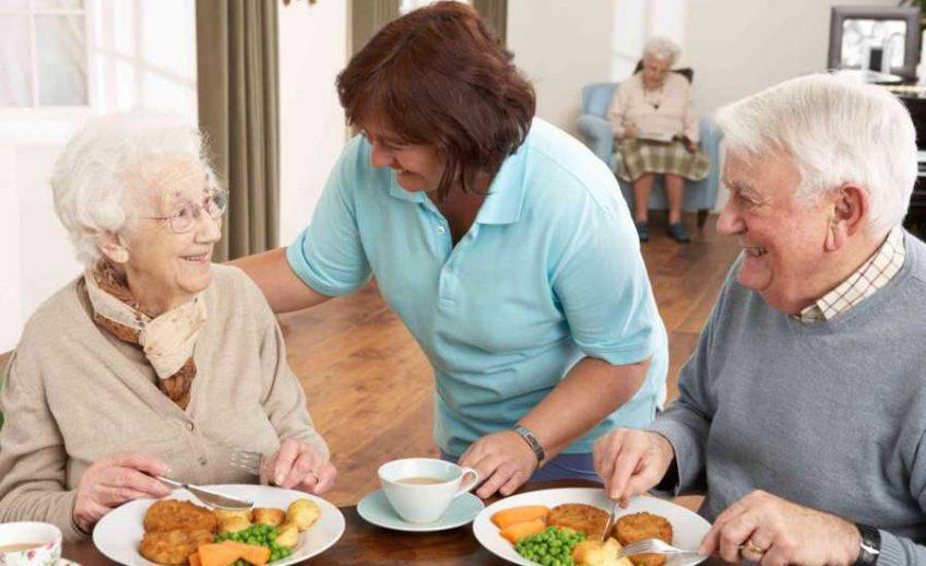 услуги дома престарелых в Волоколамске