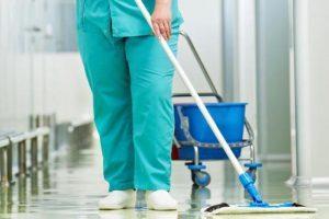 вакансия санитарка