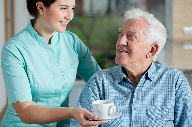 организация по уходу за престарелыми