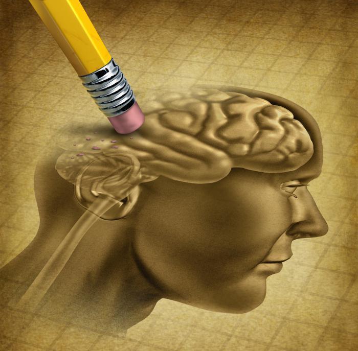 болезнь деменция