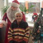 проведение досуга в доме престарелых