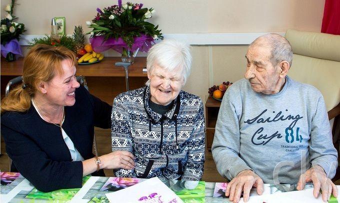 преимущества дома для пожилых